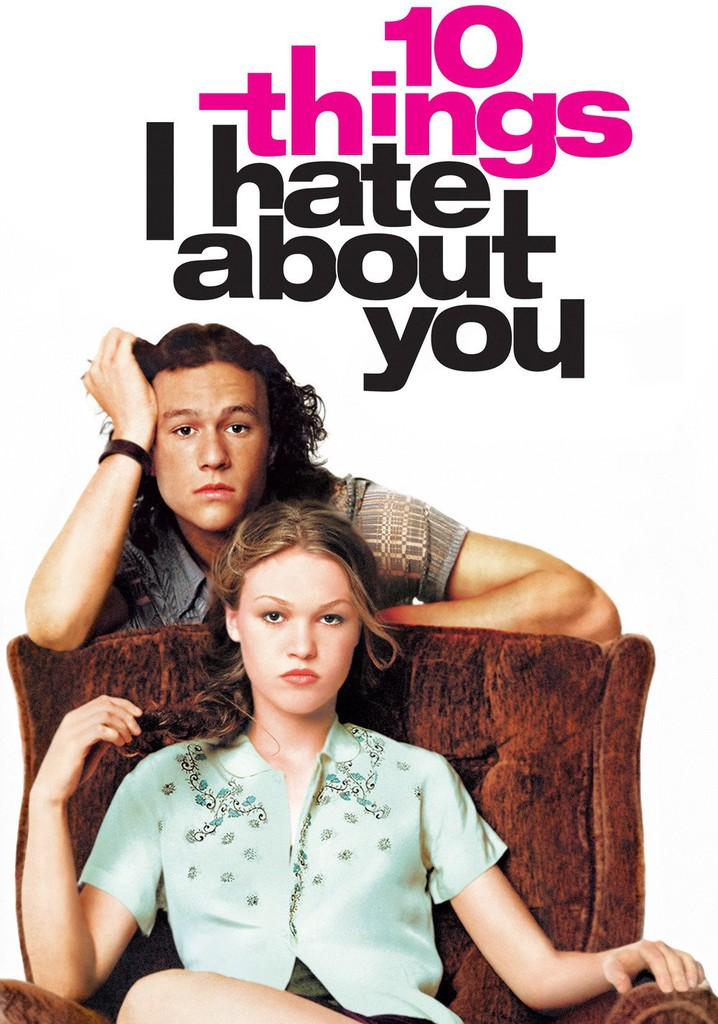 Where to watch 10 Things I Hate About You
