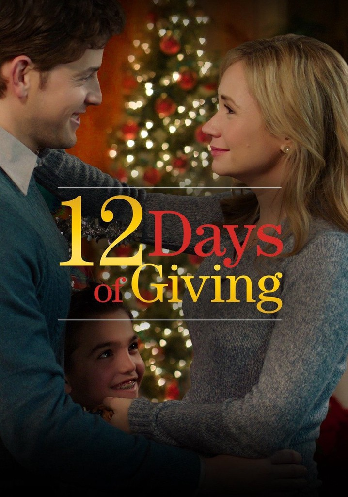 Where to watch 12 Days of Giving