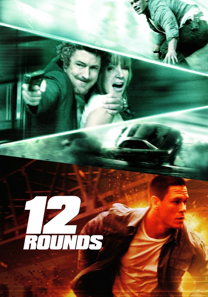 Where to watch 12 Rounds