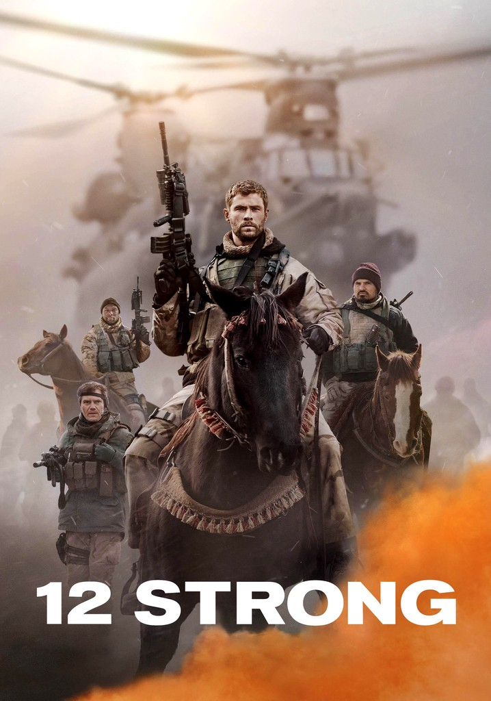 Where to watch 12 Strong