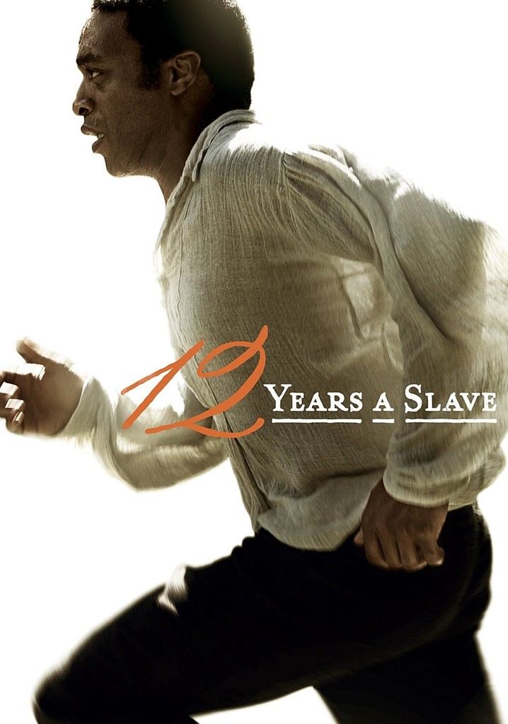 Where to watch 12 Years a Slave
