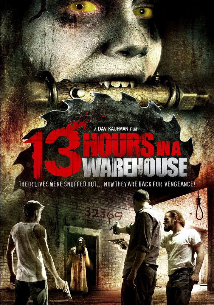 Where to watch 13 Hours in a Warehouse