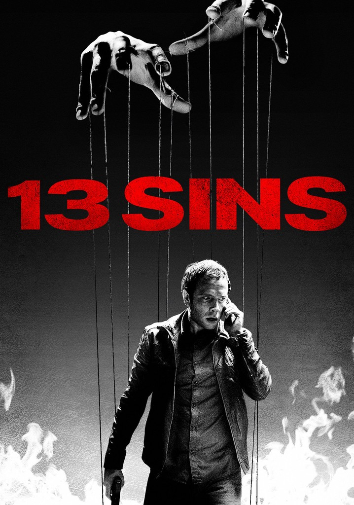 Where to watch 13 Sins