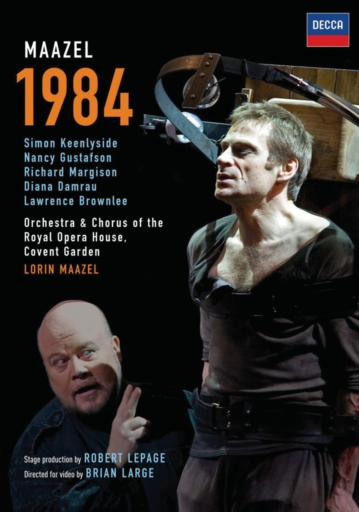 Where to watch 1984