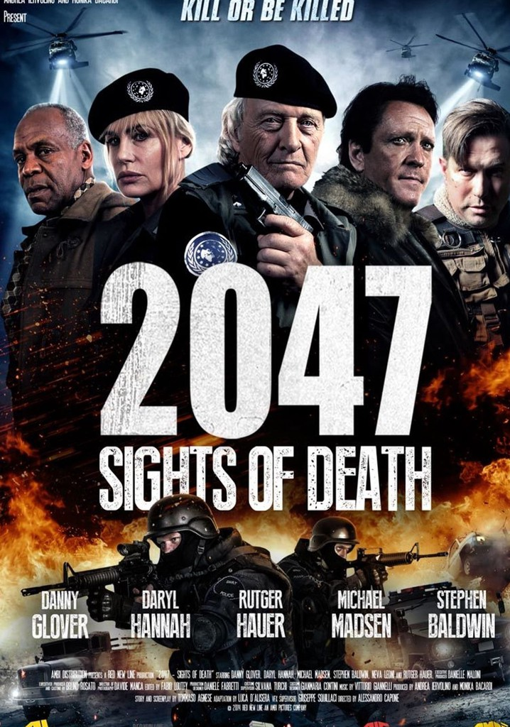 Where to watch 2047: Sights of Death