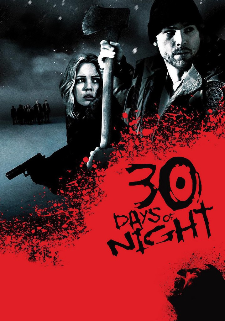 Where to watch 30 Days of Night