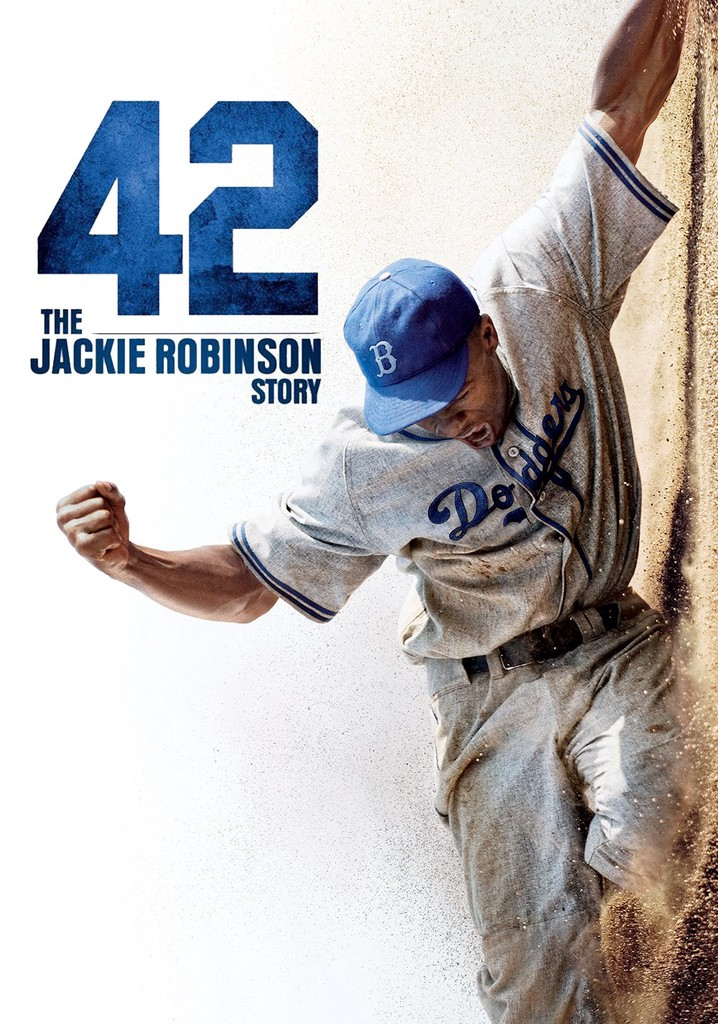 Where to watch 42