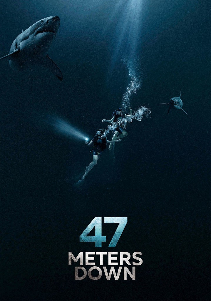 Where to watch 47 Meters Down