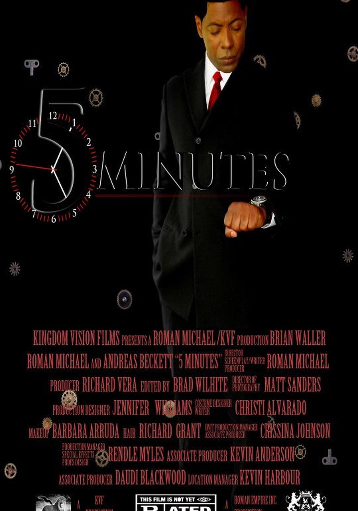 Where to watch 5 Minutes