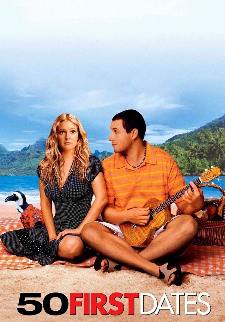 Where to watch 50 First Dates