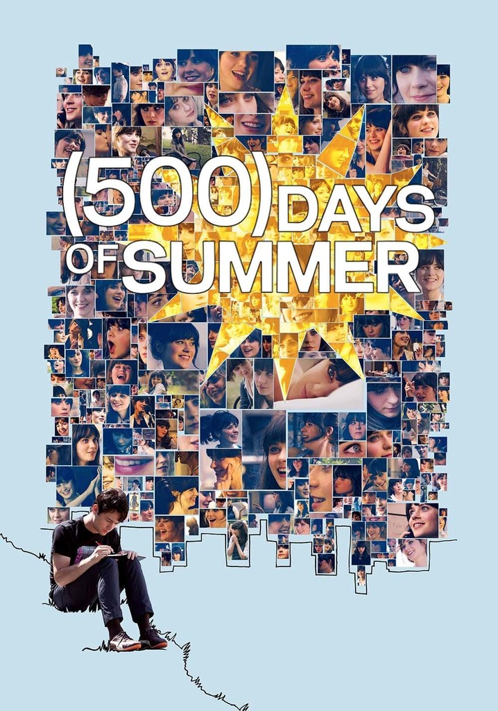 Where to watch (500) Days of Summer
