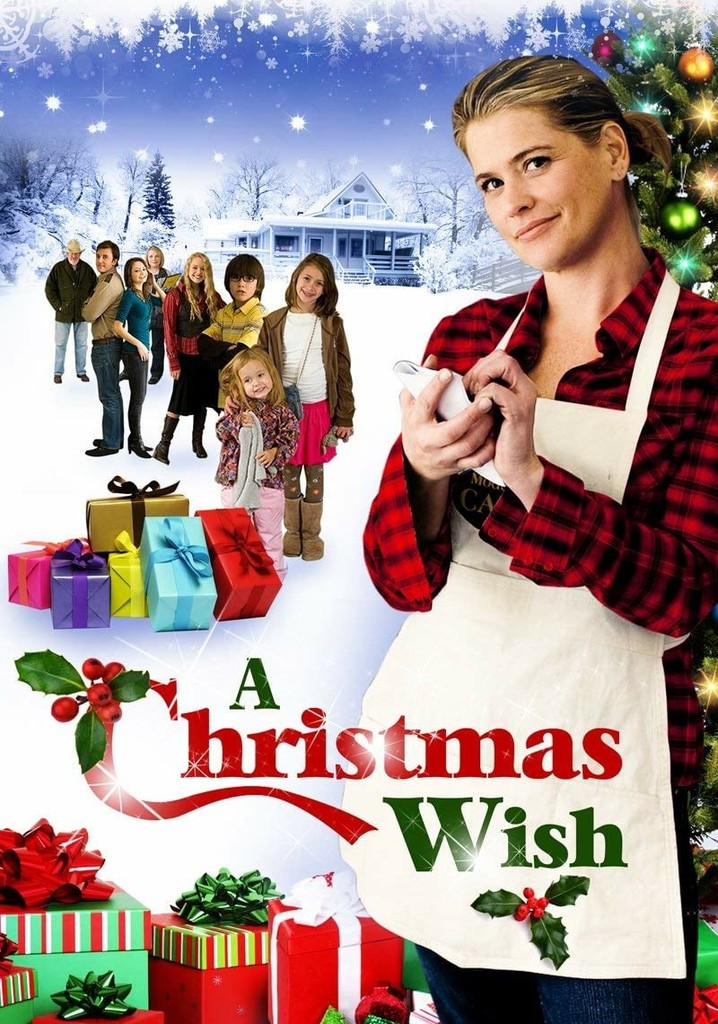 Where to watch A Christmas Wish