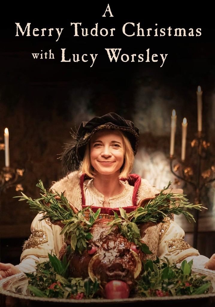 Where to watch A Merry Tudor Christmas with Lucy Worsley