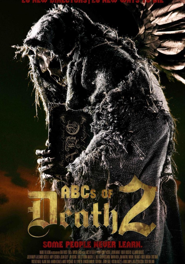 Where to watch ABCs of Death 2
