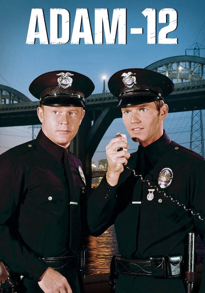Where to watch Adam-12
