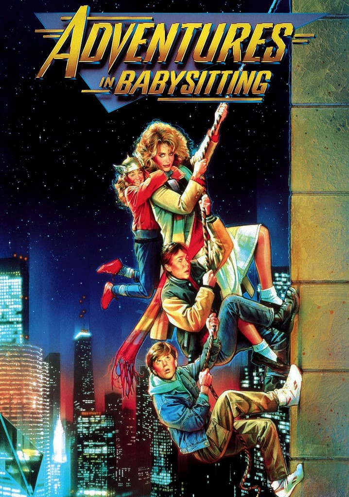 Where to watch Adventures in Babysitting