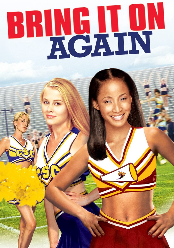 Where to watch Bring It On Again