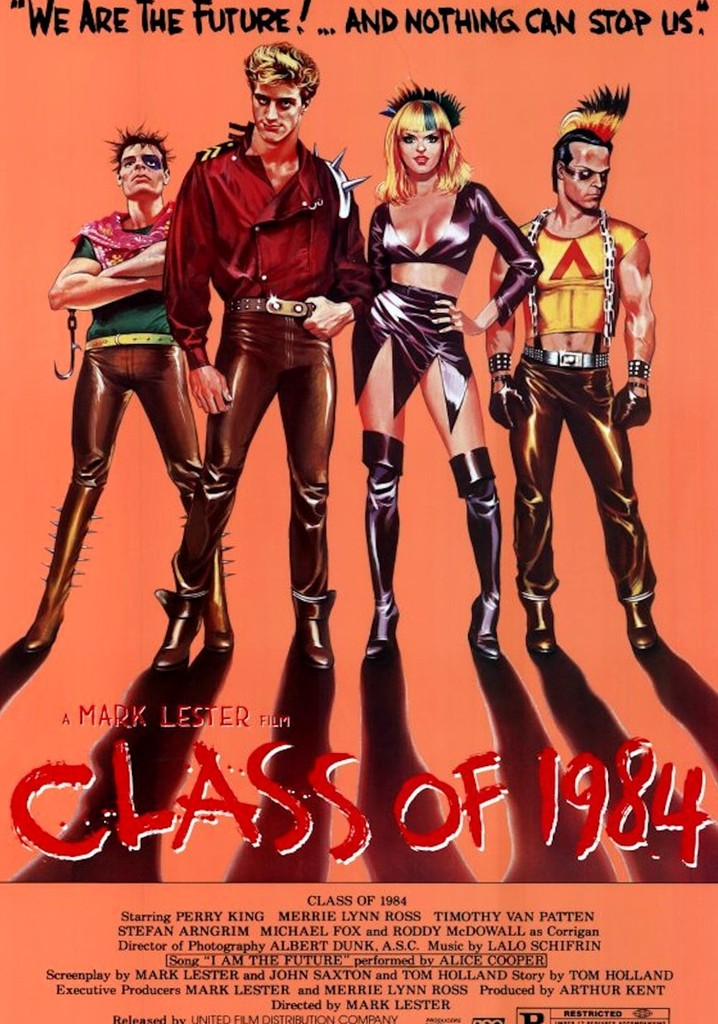 Where to watch Class of 1984