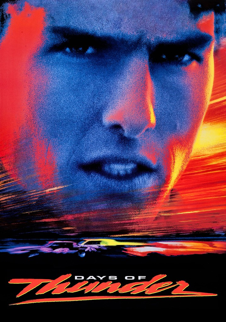Where to watch Days of Thunder