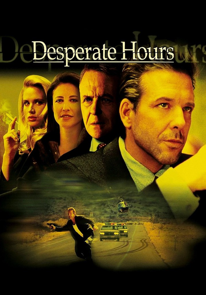 Where to watch Desperate Hours