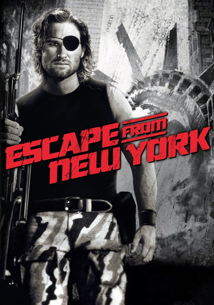 Where to watch Escape from New York