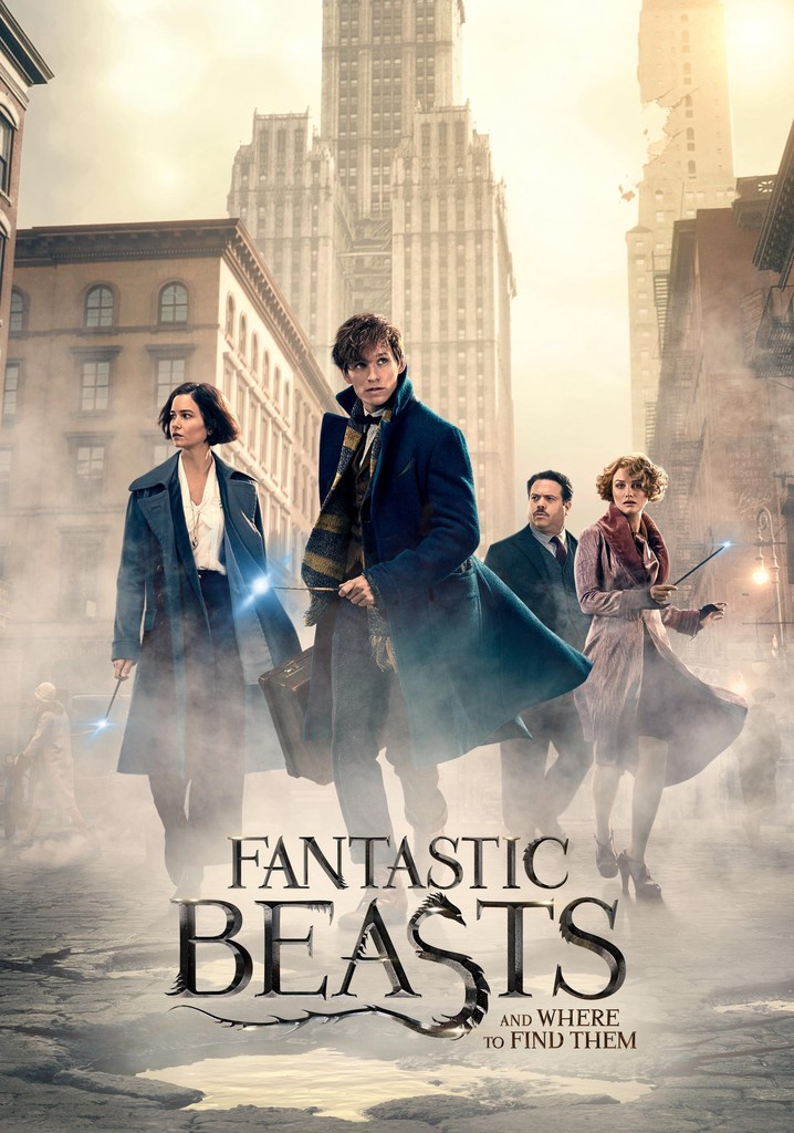 Where to watch Fantastic Beasts and Where to Find Them