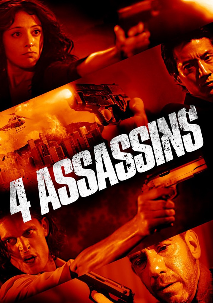 Where to watch Four Assassins