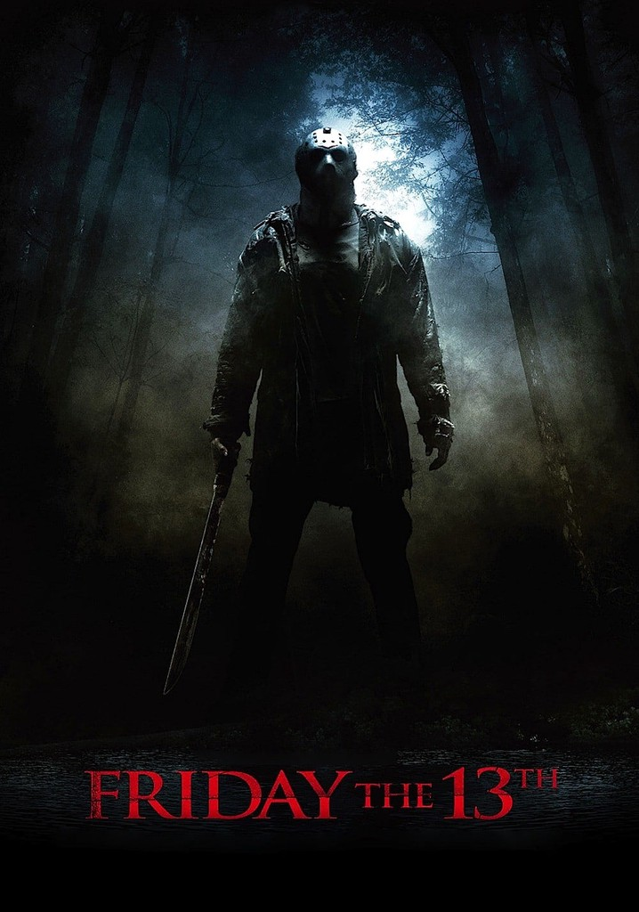 Where to watch Friday the 13th