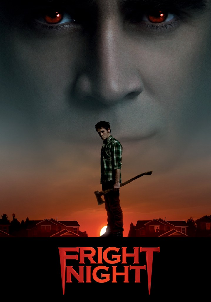 Where to watch Fright Night
