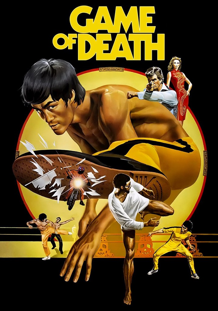 Where to watch Game of Death
