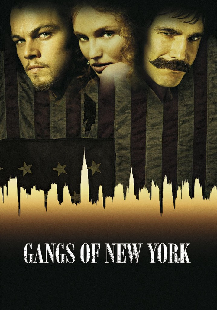 Where to watch Gangs of New York