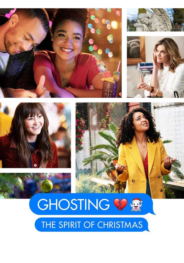 Where to watch Ghosting: The Spirit of Christmas