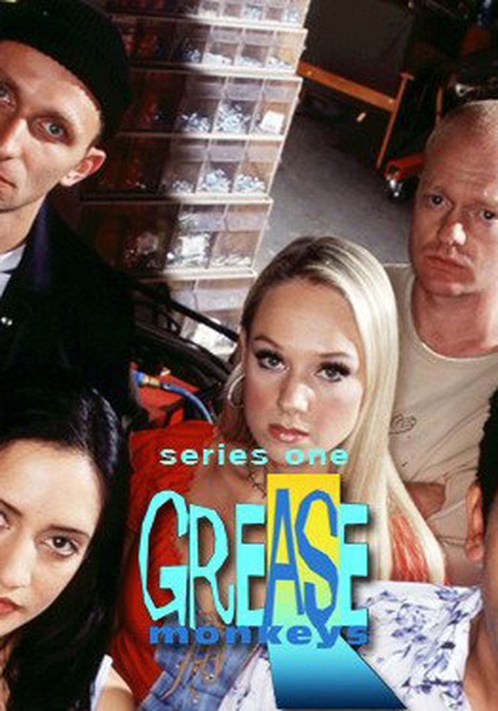 Where to watch Grease Monkeys