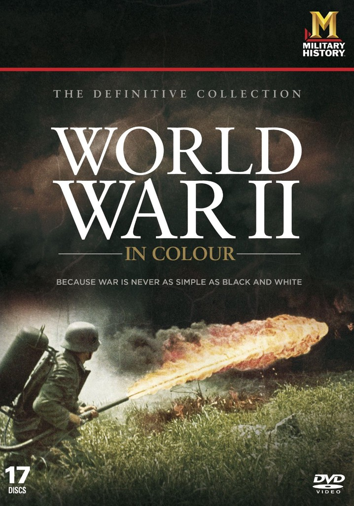 Where to watch Greatest Events of World War II in Colour