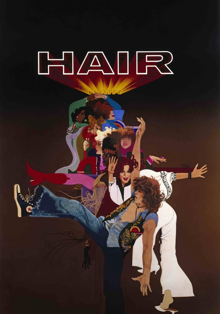 Where to watch Hair