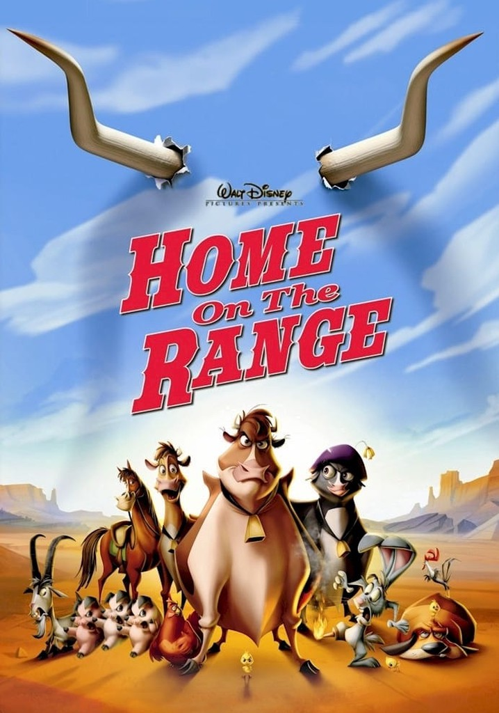 Where to watch Home on the Range