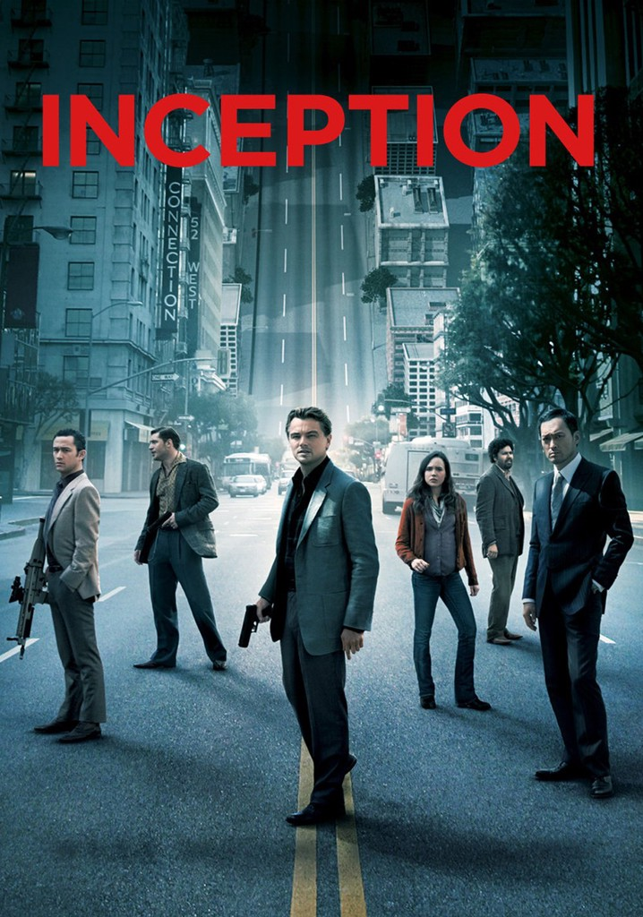Where to watch Inception