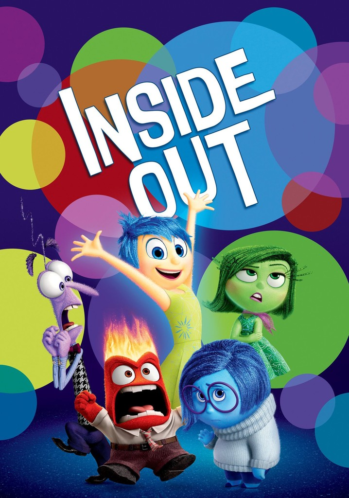 Where to watch Inside Out