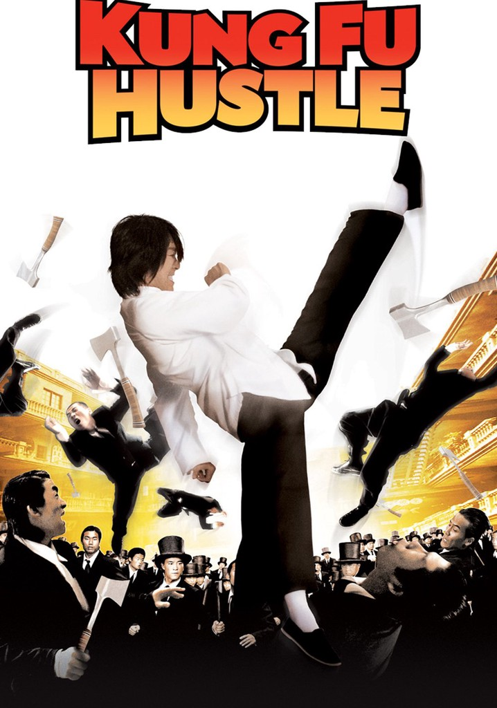 Where to watch Kung Fu Hustle