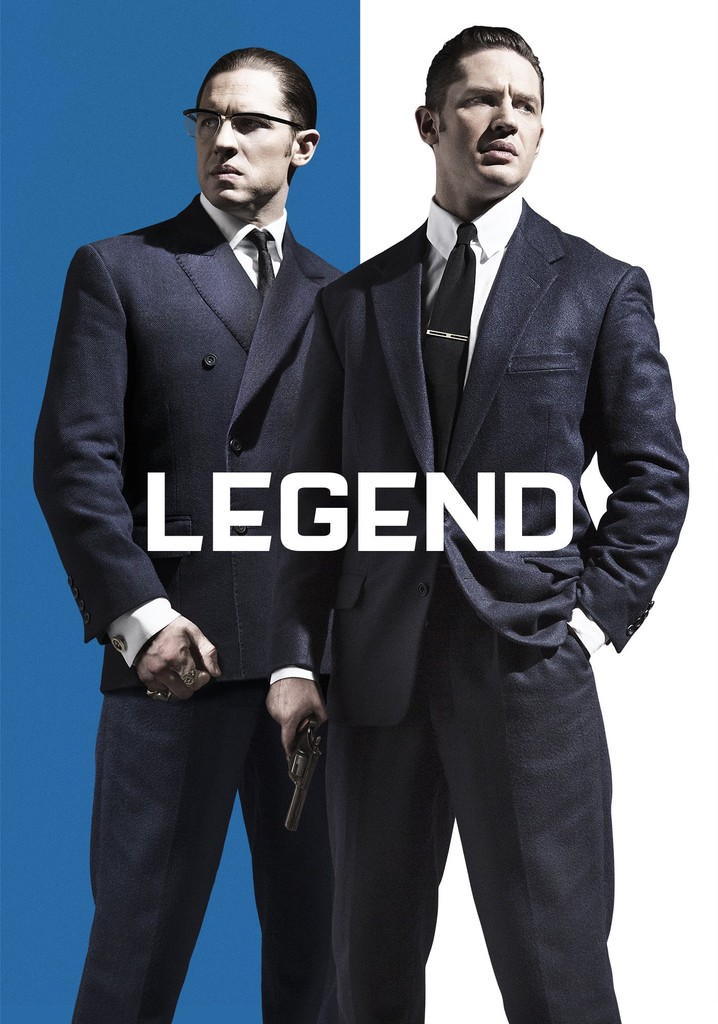 Where to watch Legend