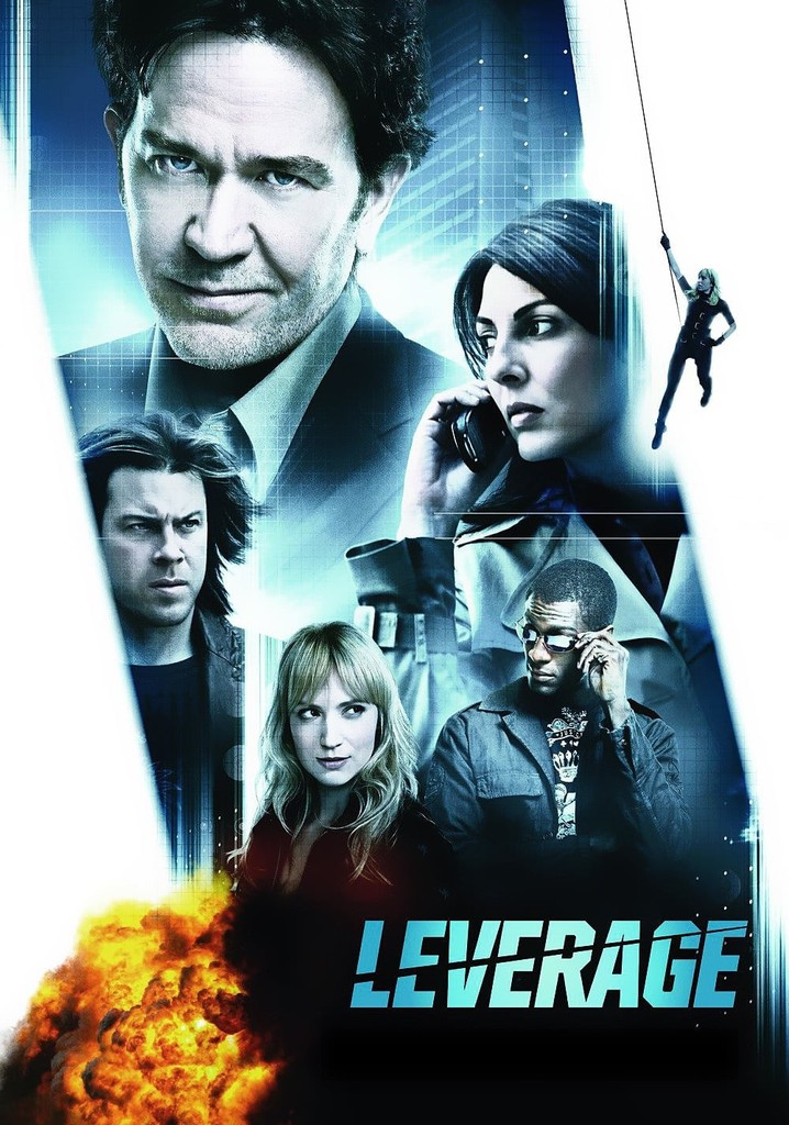 Where to watch Leverage