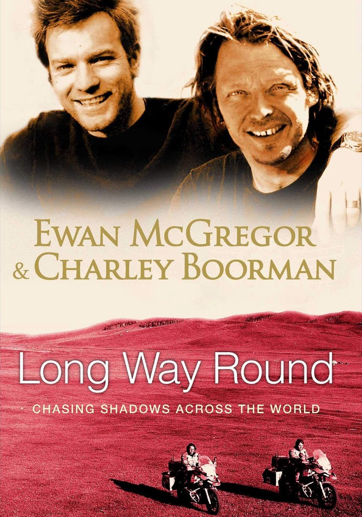 Where to watch Long Way Round