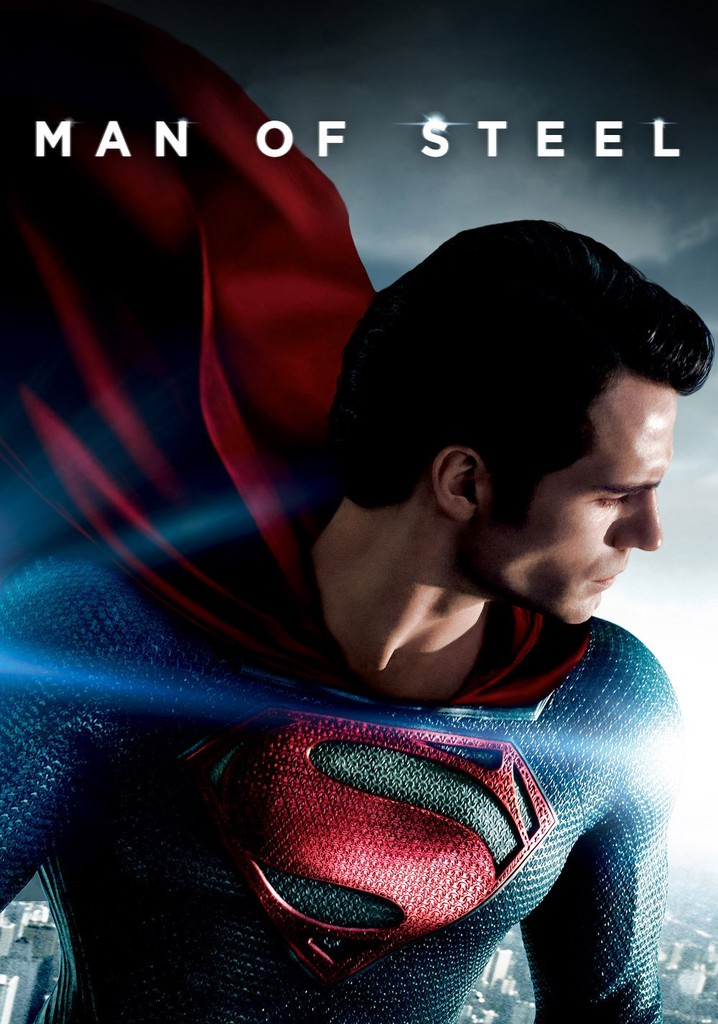 Where to watch Man of Steel