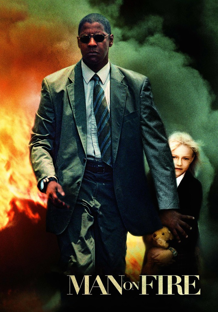 Where to watch Man on Fire