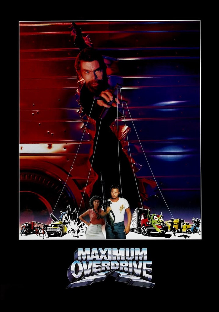 Where to watch Maximum Overdrive