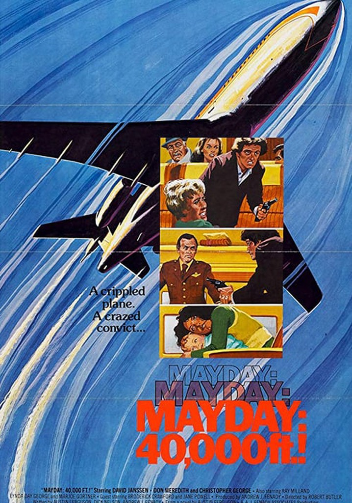 Where to watch Mayday at 40,000 Feet!