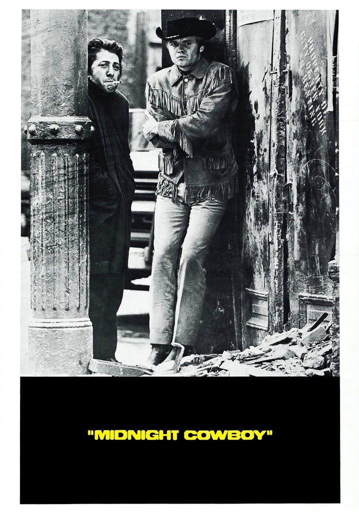 Where to watch Midnight Cowboy