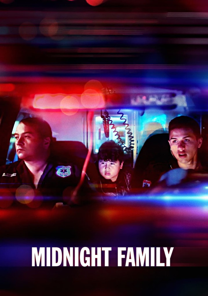 Where to watch Midnight Family