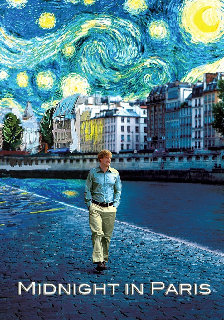 Where to watch Midnight in Paris