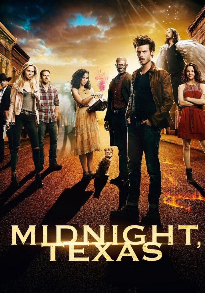 Where to watch Midnight, Texas